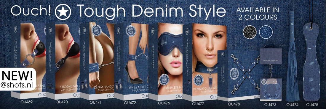 Ouch Denim series