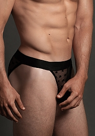 Star Brief - Black