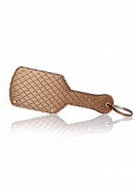 Spank Me Softly Paddle - Bronze