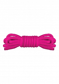 Japanese Mini Rope - 1,5m - Pink