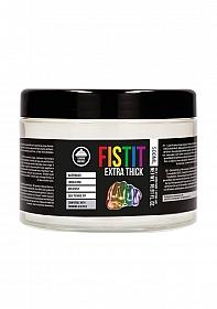 Fist It - Extra Thick - Rainbow - 500 ml