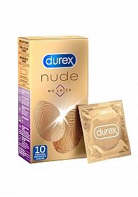 Condoms Nude No Latex 10st