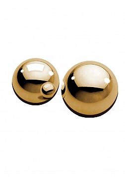Ben Wa Balls - Gold
