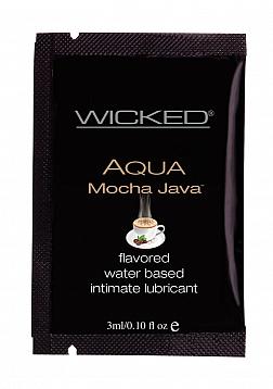 Aqua - Mocha Java Packette - 0.10oz