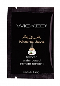 Aqua - Mocha Java Packette - 0.10oz