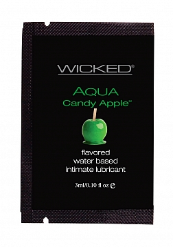 Aqua - Candy Apple Packette - 0.10oz