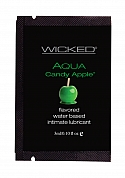 Aqua - Candy Apple Packette - 0.10oz