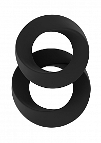 No.24 - Cockring Set - Black