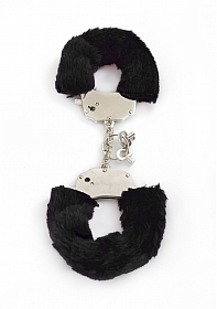 Original Furry Cuffs - Black