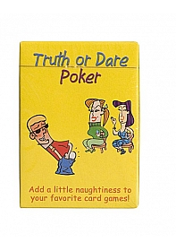 Truth or Dare Poker