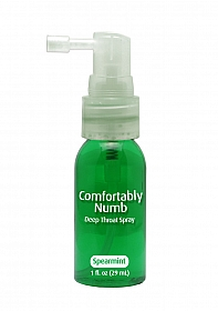 Comfortably Numb Deep Throat Spray - SpearGreen