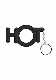 Cockring Hot - Black