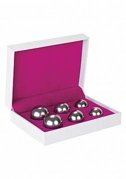Ben Wa Balls Set - Silver