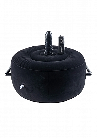 Inflatable Hot Seat - Black