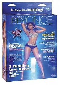 She Ain't No Beyonce Love Doll - Tan