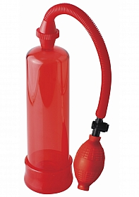 Beginner's Power Pump - Red