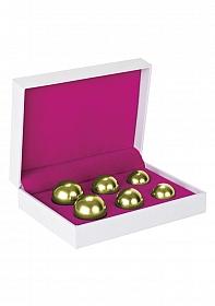 Ben Wa Balls Set - Gold