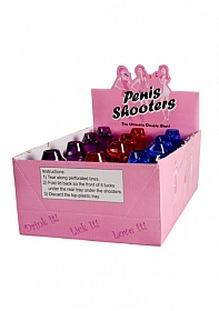 Penis Shooters - Display - 12pcs
