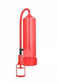 Comfort Beginner Pump - Red