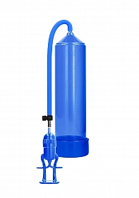 Deluxe Beginner Pump - Blue