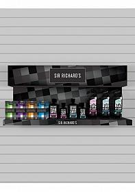SR POP Display Condoms and Lotions