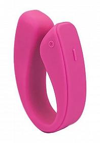 UltraZone Sexy U Vibrator - Pink