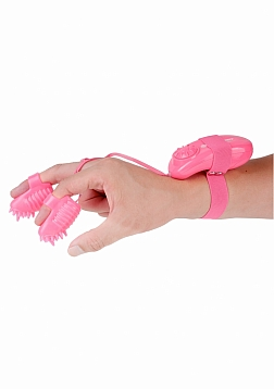 Magic Touch Finger Fun - Pink