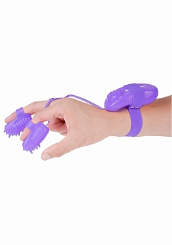 Magic Touch Finger Fun - Purple