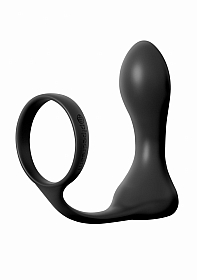 Rechargeable Ass-Gasm Pro - Black