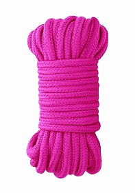 Ouch! Japanese Rope 10 Meter - Pink