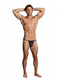 Posing Strap  - Black - One Size