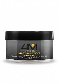 4M Endurance Masturbation Cream w/Ginseng - 4.5 fl.oz