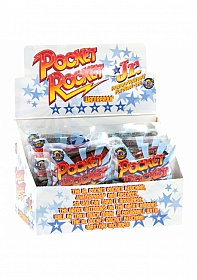 Pocket Rocket - Jr. - Display - 12 pcs
