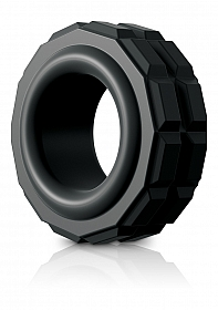 High Performance Silicone C-Ring - Black