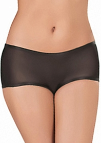 Boy Short - Black