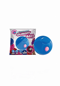 Gummy Ball - Blue