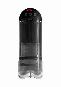 PDX Elite Extender Pro Vibrating Pump - Black