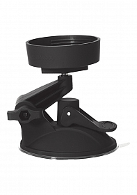 OptiMALE - Suction Cup Accessory for Endurance Trainer - Black
