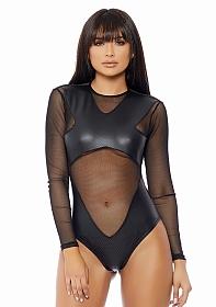 Appetence Bodysuit - Black