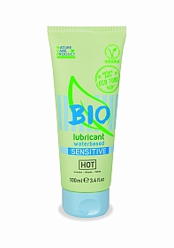 HOT BIO lubricant waterbased - Sensitiv - 100 ml