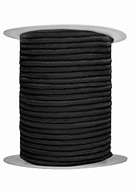 Bondage Rope - 100 Meters - Black