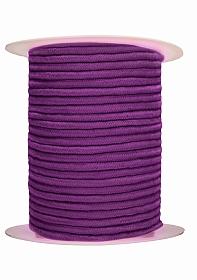 Bondage Rope - 100 Meters - Purple