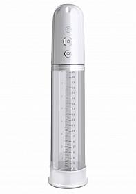 Classix - Auto-Vac Power Pump, White