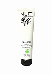 INLUBE Green Apple water based sliding gel - 100ml