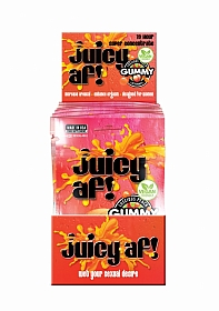 Juicy AF Gummy - Display 20 pieces