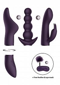 Pleasure Kit #6 - Purple