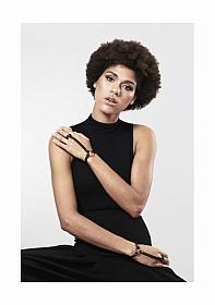 Hand Bracelet Harness - Black