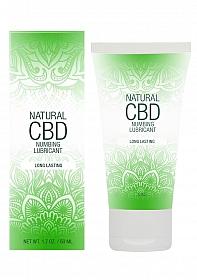 Natural CBD -  Numbing Lubricantl - 50 ml