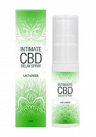 Natural CBD -  Delay Spray - 15 ml