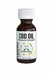 CBD Oil 1500 MG - 30ml